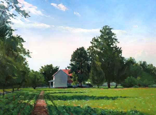 Forrest Landing Farm by Laurie Maher