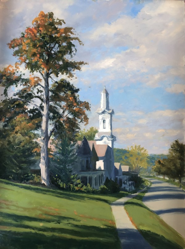 Old Township Road by Laurie Maher