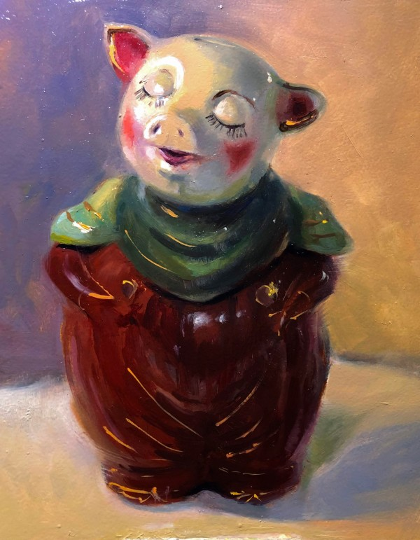 Piggy Bank by Laurie Maher
