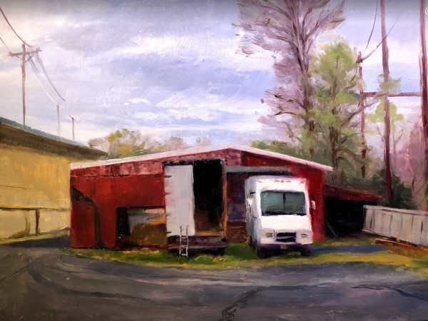 Bernardsville Feed and Grain by Laurie Maher