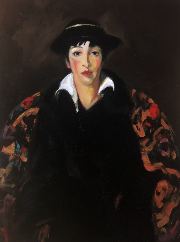 Viv (New York), After Robert Henri by Laurie Maher