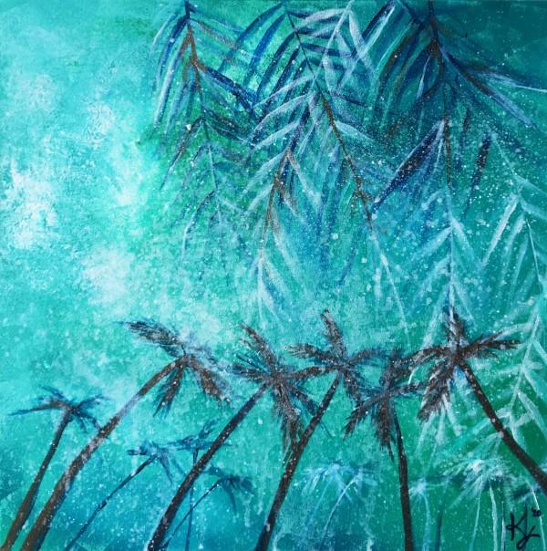 Summer Breeze (Chrysoprase) by Keiko Yamada