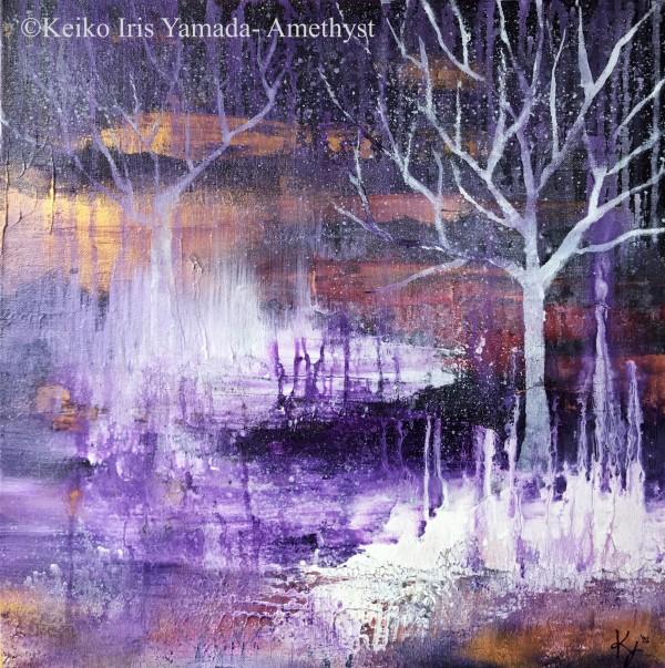 Amethyst by Keiko Yamada