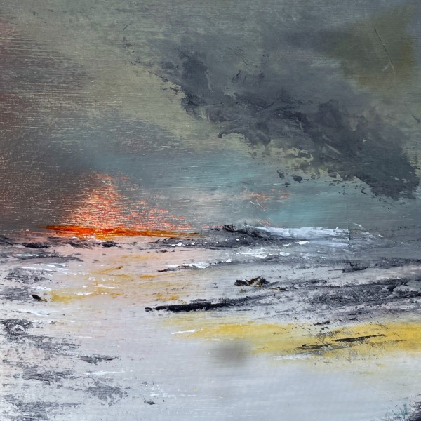 The Burning by Cath Smith