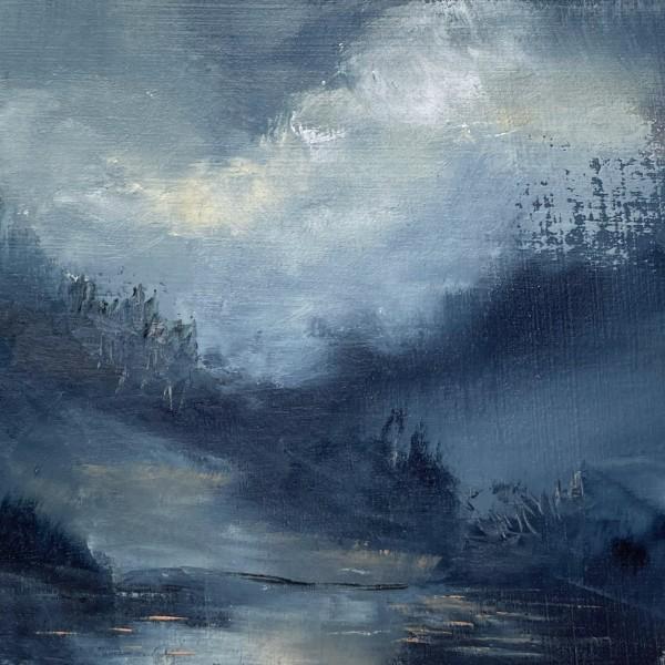 Indigo Lake by Cath Smith