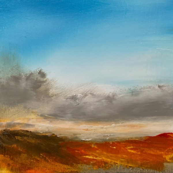 Burning Moor by Cath Smith