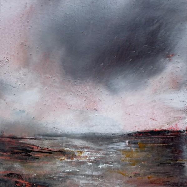 Highland Stream by Cath Smith