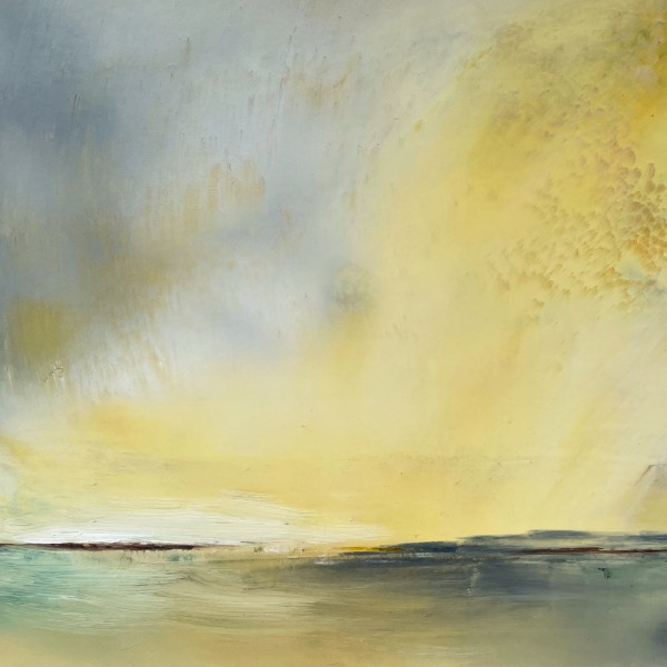 Yellow tide by Cath Smith