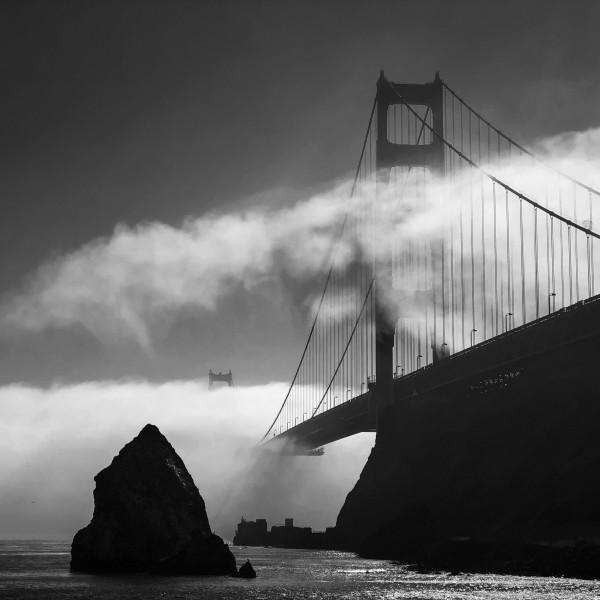 Golden Gate Bridge #3 by Farrell Scott