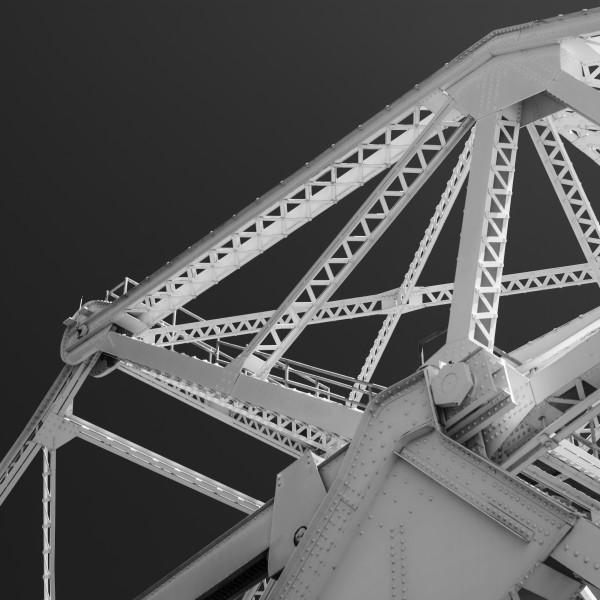 Steamboat Bridge #1 by Farrell Scott
