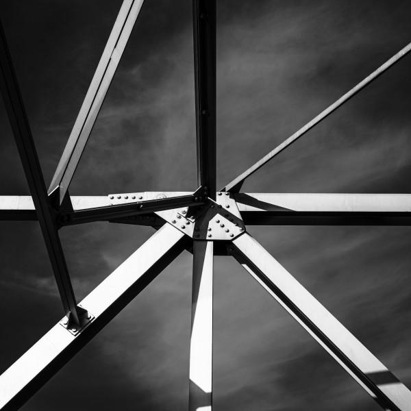 Miner Slough Bridge #1 #1 of 10 by Farrell Scott
