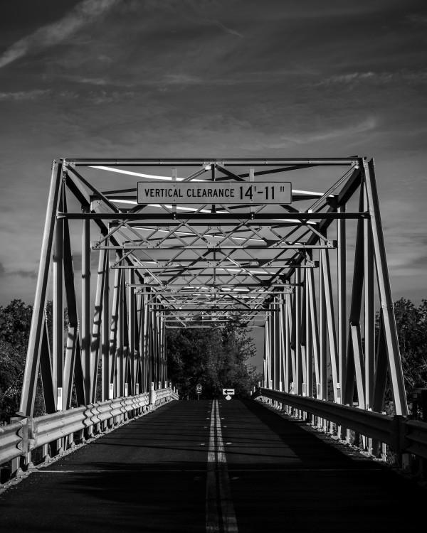 Miner Slough Bridge #3 #1 of 10 by Farrell Scott