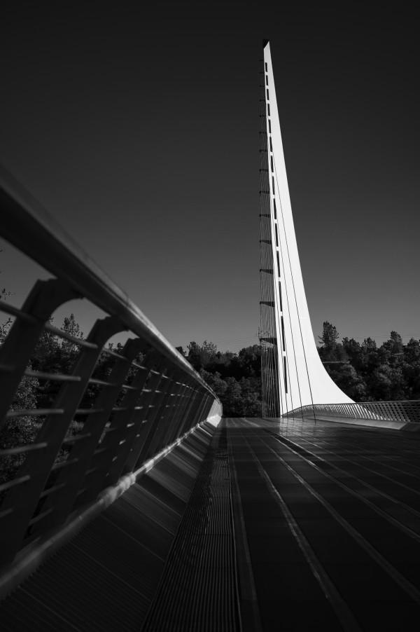 Sundial Bridge #1 #1 of 10 by Farrell Scott