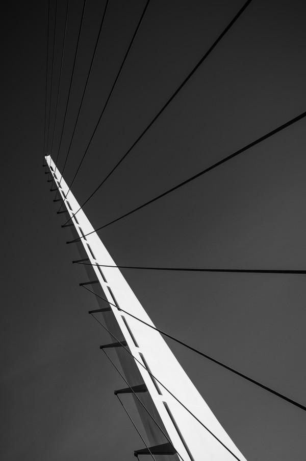 Sundial Bridge #2 #1 of 10 by Farrell Scott