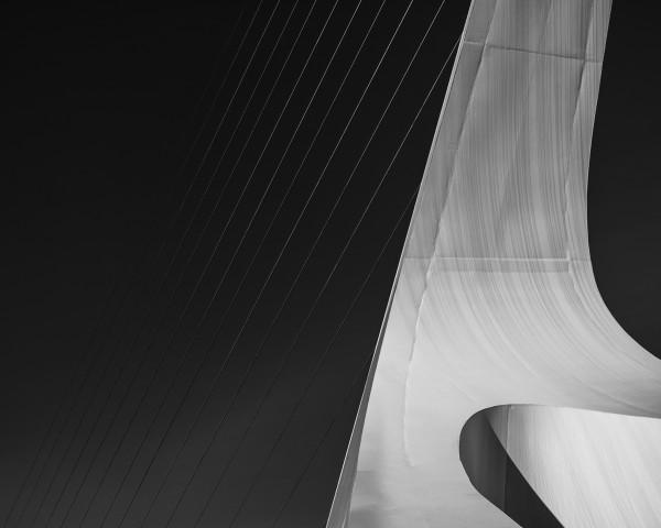 Sundial Bridge #5 #1 of 10 by Farrell Scott
