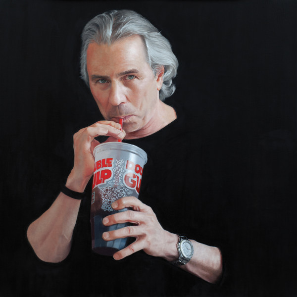 Double Gulp by Nadine Robbins