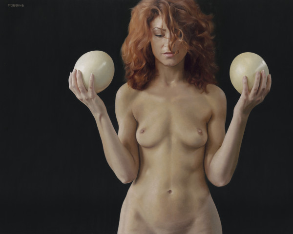Eggistencial by Nadine Robbins