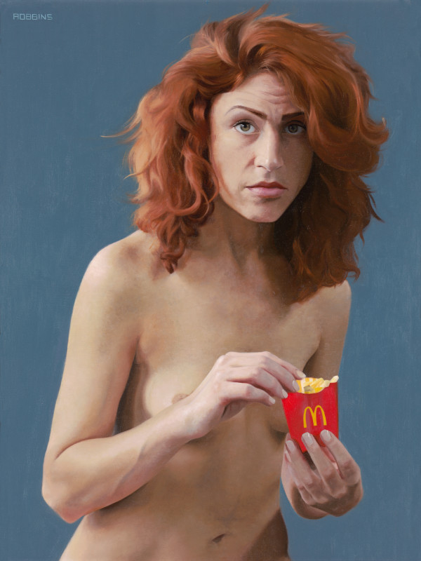Mrs. McDonald by Nadine Robbins