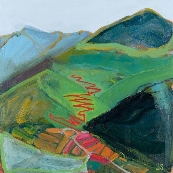 Alpe d'Huez by Jessica Singerman