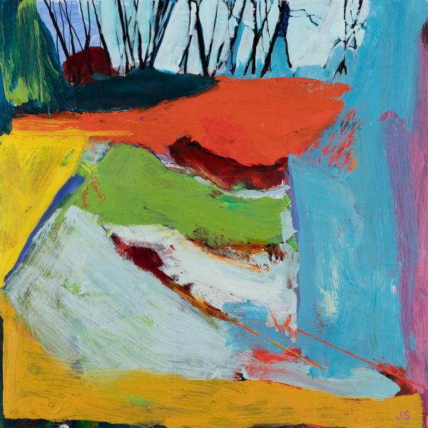 Pilot Mountain 1 by Jessica Singerman