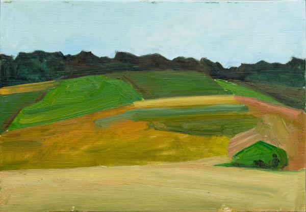 Saturday Morning, Meadow Lane by Jessica Singerman