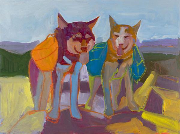 Trail Buddies by Jessica Singerman