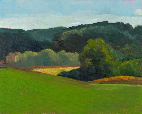 Yadkin River Valley by Jessica Singerman