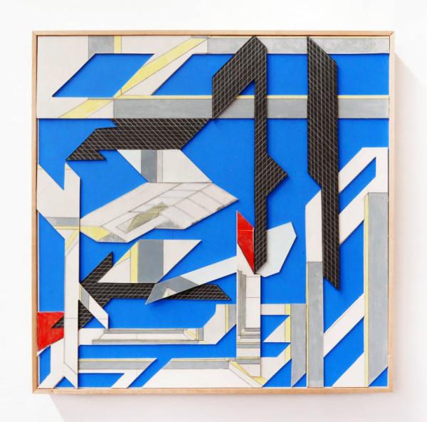Axoabstract 1 by Alex Schoenberg