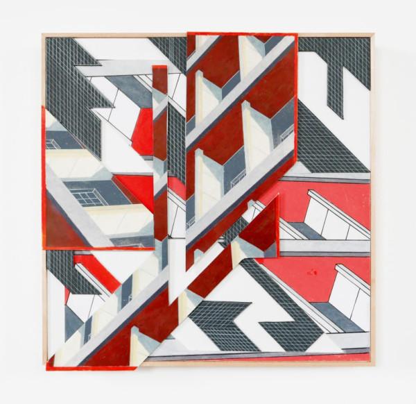 Axoabstract 2 by Alex Schoenberg