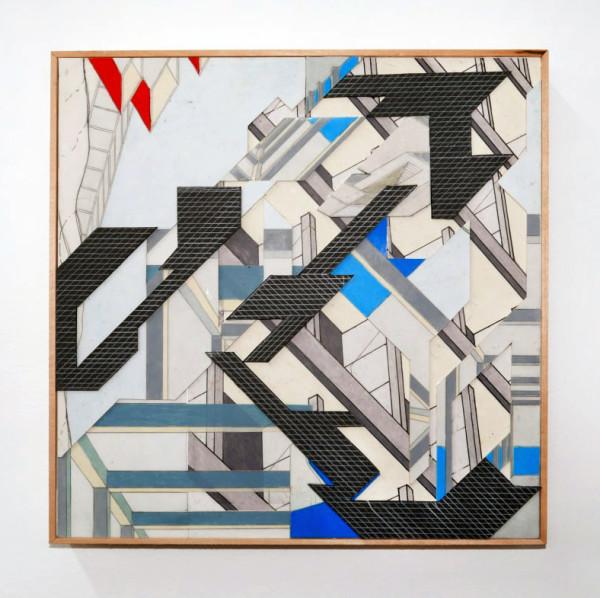 Axoabstract 3 by Alex Schoenberg