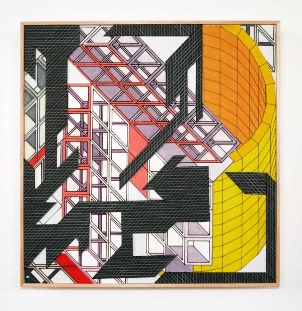 Axoabstract 4 by Alex Schoenberg