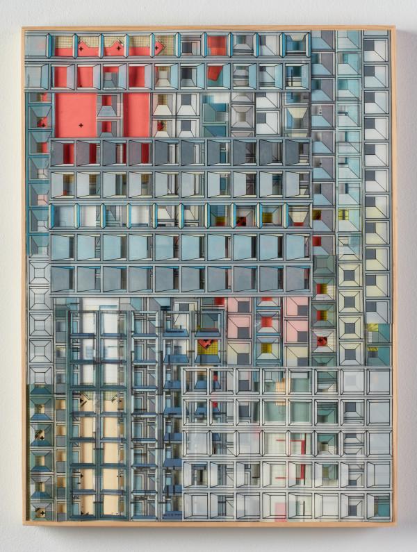 Atopos 5 by Alex Schoenberg