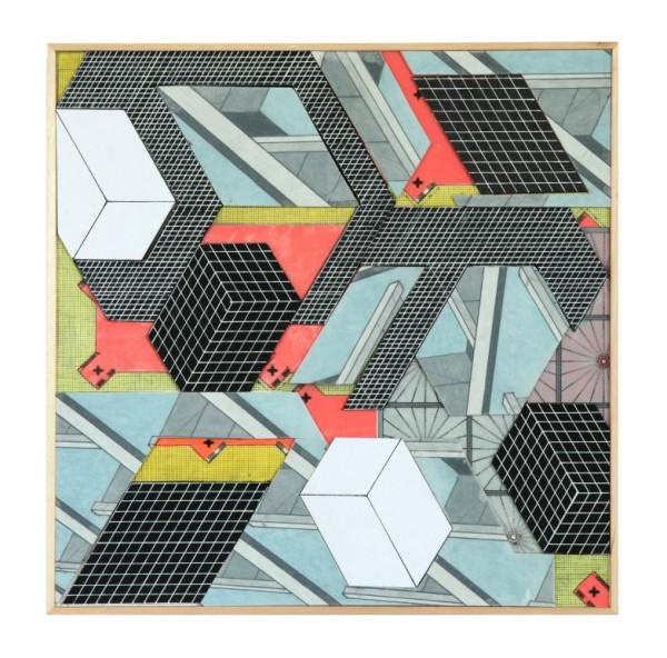 Axoabstract 5 by Alex Schoenberg