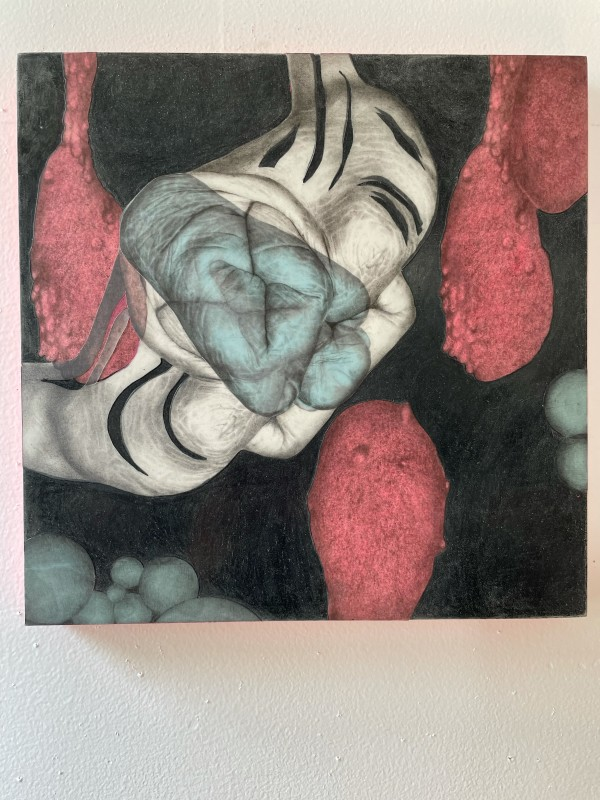 Strange Birth Black by Alex Schoenberg
