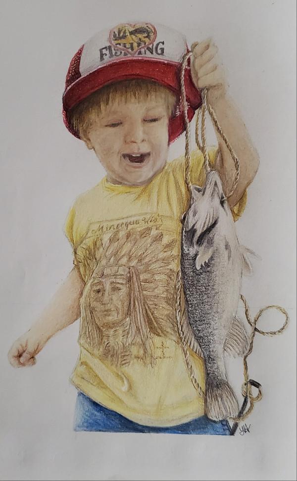 Scot's Fish by Laura Sue Hartline