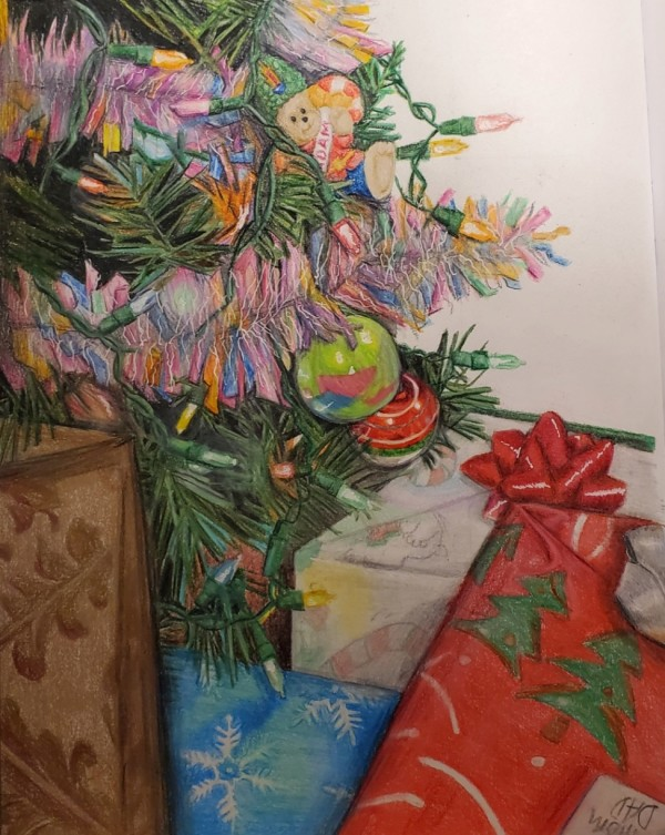 Christmas Gifts by Laura Sue Hartline