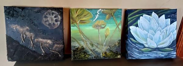 No Mud, No Lotus by Laura Sue Hartline