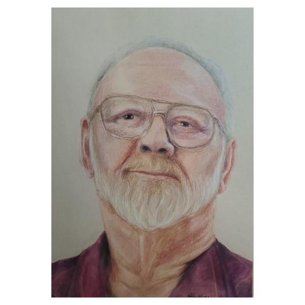 Uncle Ron by Laura Sue Hartline
