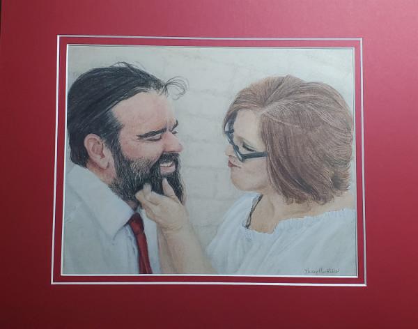 Engagement Portrait by Laura Sue Hartline