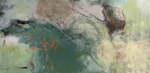 Jayne Walther的Koi Pond