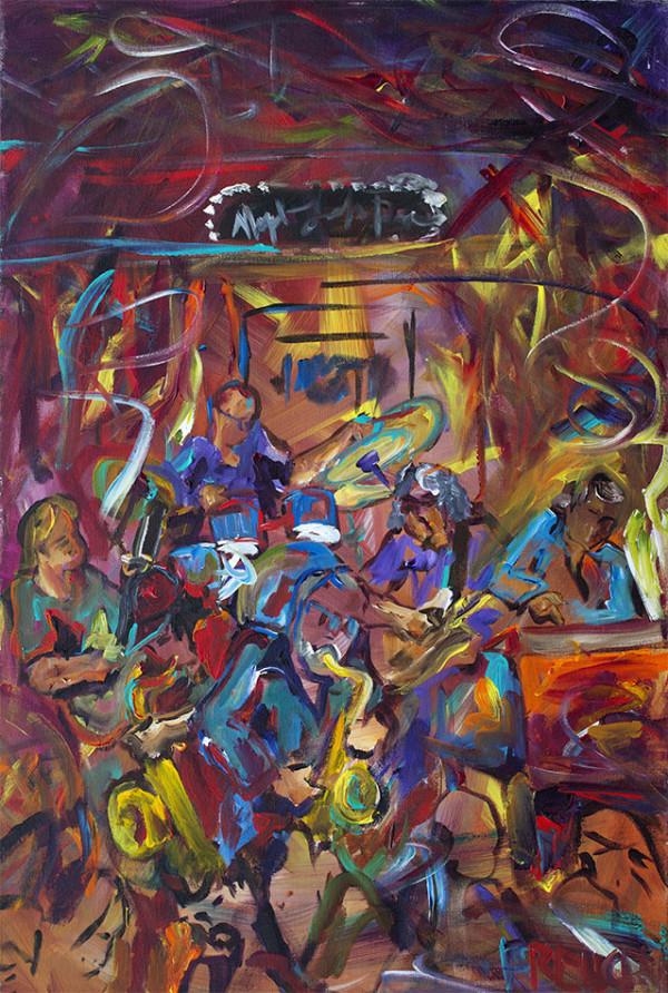 Eric Traub & Friends by Frenchy