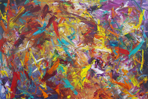 Abstract  by Frenchy