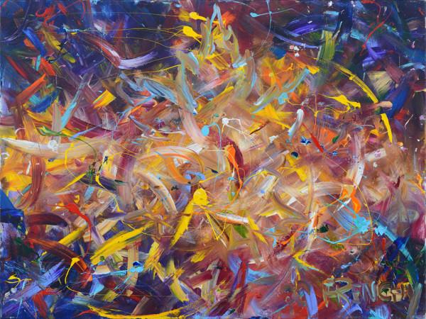 Acoustioptics Horizon by Frenchy