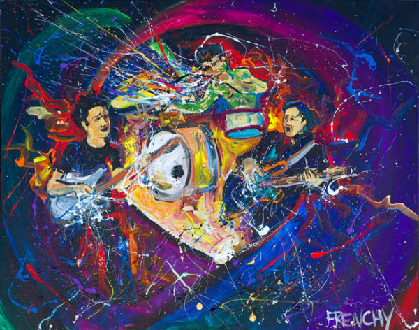 Blink 182 by Frenchy