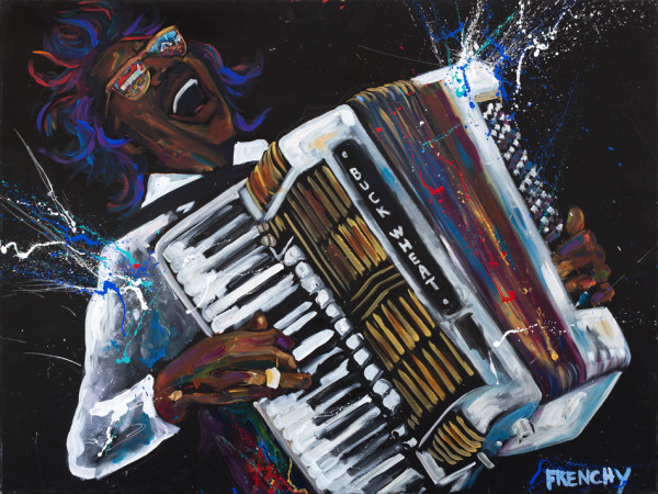 Buckwheat Zydeco by Frenchy
