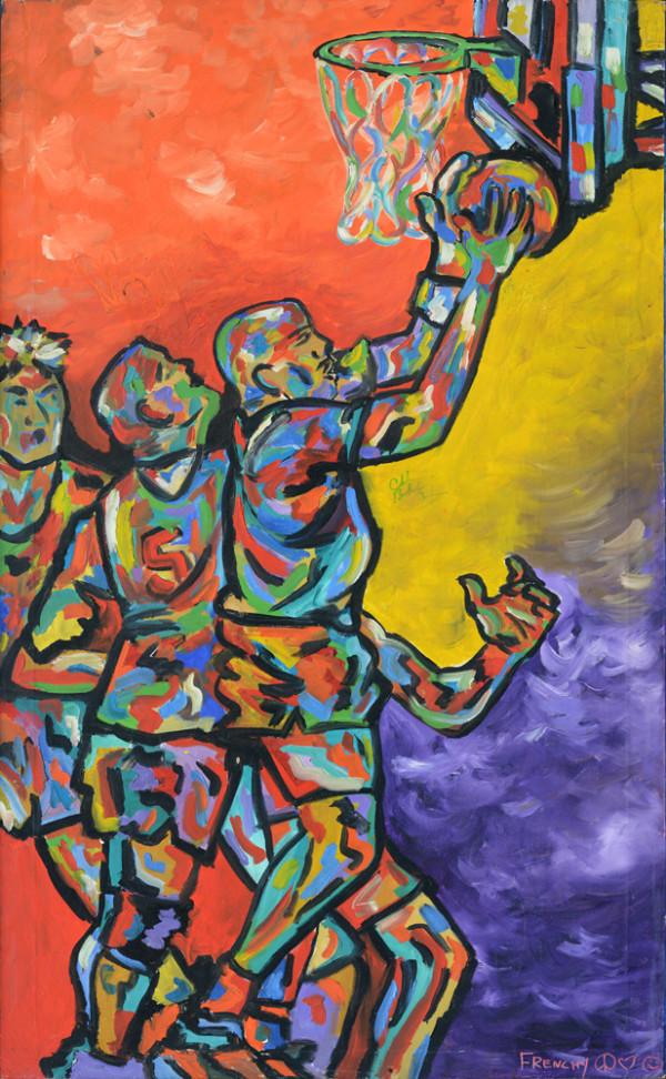 Charles Barkley by Frenchy