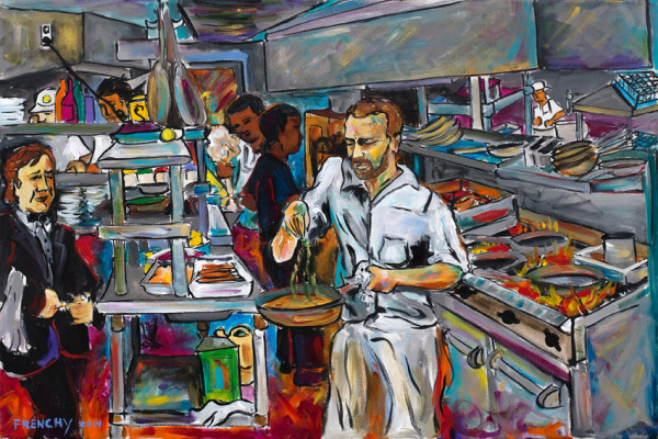 Clancy's Kitchen by Frenchy