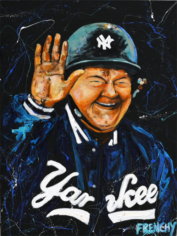 Don Zimmer by Frenchy