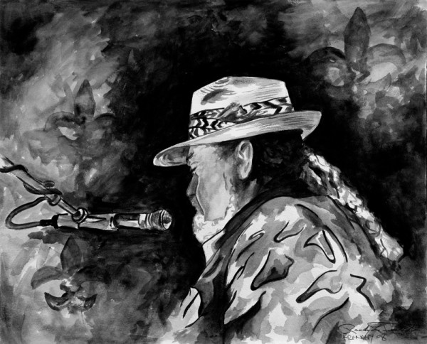Dr. John by Frenchy