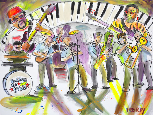 The Bucktown All-Stars by Frenchy